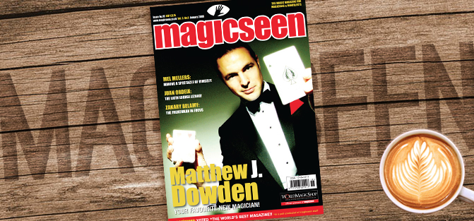 Magicseen Magazine - January 2008