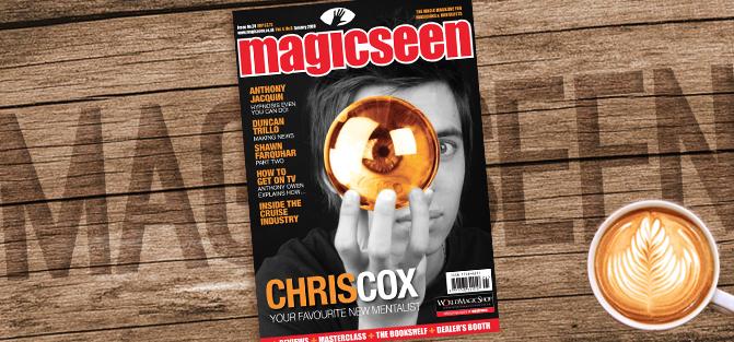 Magicseen Magazine - January 2009