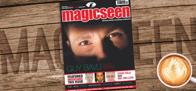Magicseen Magazine - January 2010