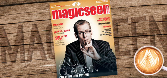 Magicseen Magazine - January 2011
