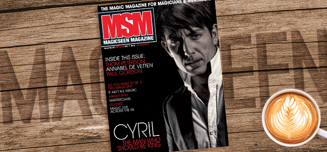 Magicseen Magazine - January 2012