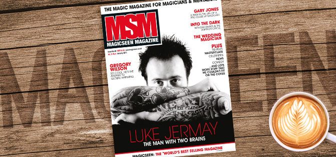 Magicseen Magazine - January 2013