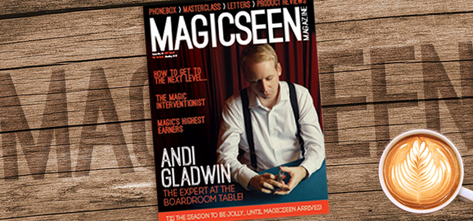 Magicseen Magazine - January 2017
