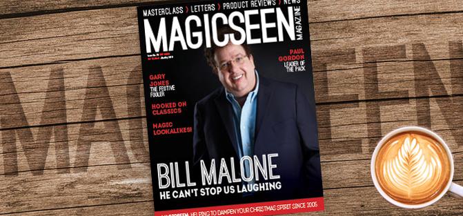 Magicseen Magazine - March 2018