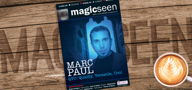 Magicseen Magazine - July 2005