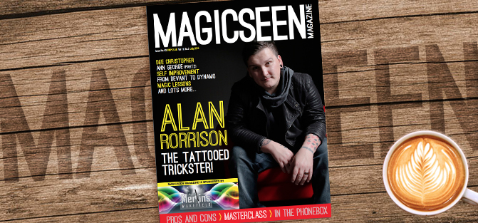 Magicseen Magazine - July 2015