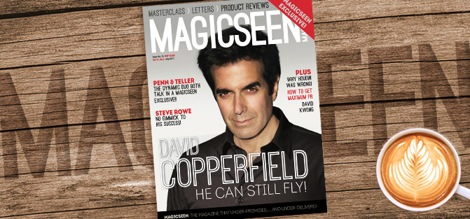 Magicseen Magazine - July 2017