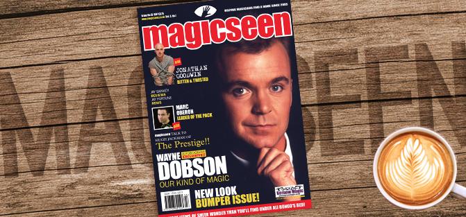 Magicseen Magazine - March 2007