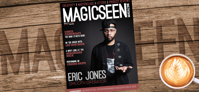 Magicseen Magazine - March 2017