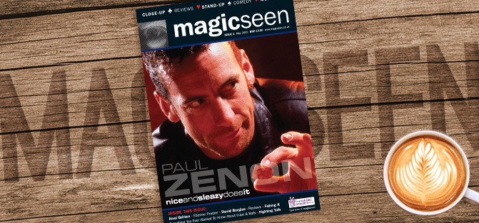 Magicseen Magazine - May 2005