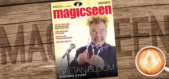 Magicseen Magazine - May 2010