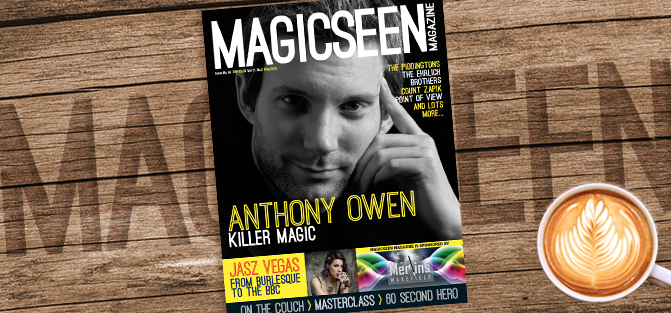 Magicseen Magazine - May 2015