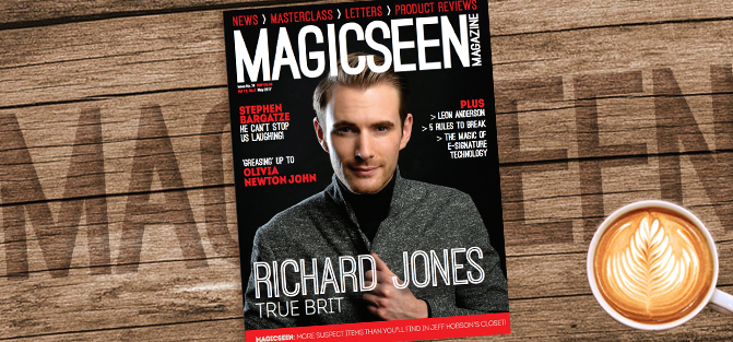 Magicseen Magazine - May 2017