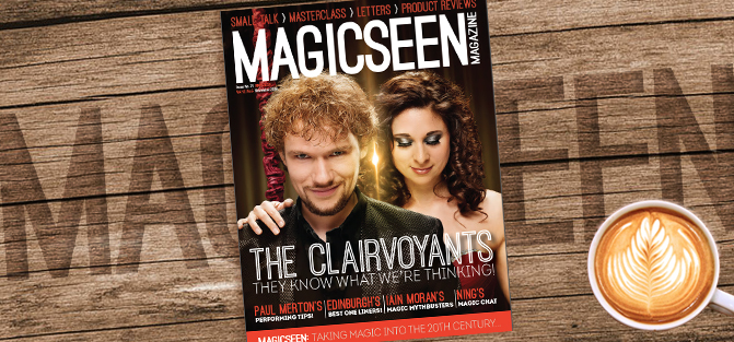 Magicseen Magazine - November 2016