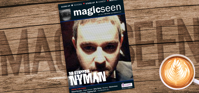 Magicseen Magazine - September 2005
