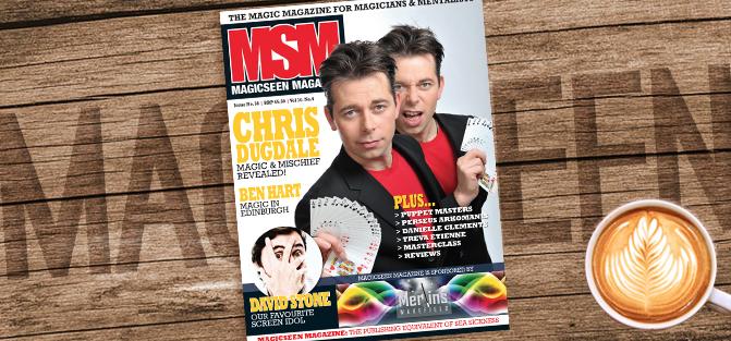 Magicseen Magazine - September 2014