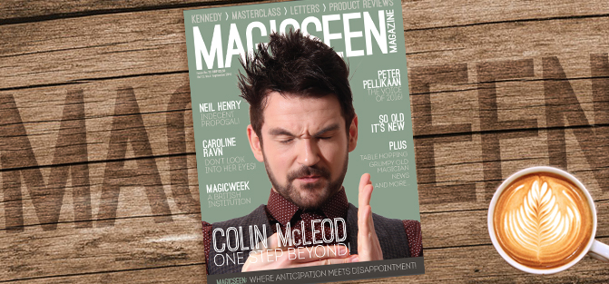 Magicseen Magazine - September 2016