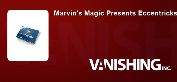Marvin's Magic Presents Eccentricks