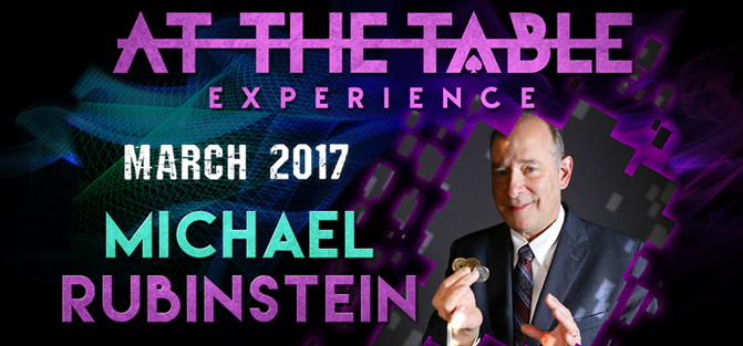 Michael Rubinstein Live Lecture