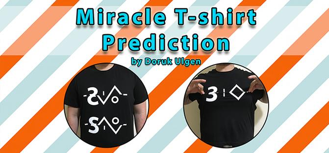 Miracle T-shirt Prediction