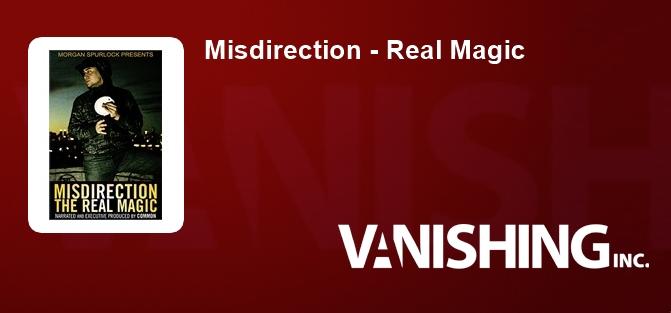 Misdirection - Real Magic
