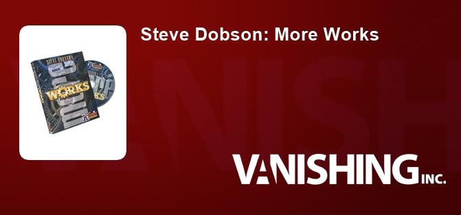 Steve Dobson: More Works