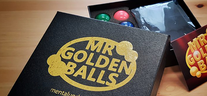 Mr Golden Balls
