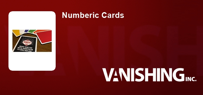 Numberic Cards
