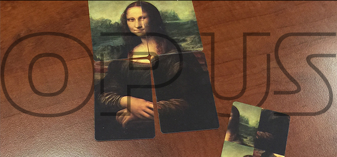Opus (Mona Lisa)