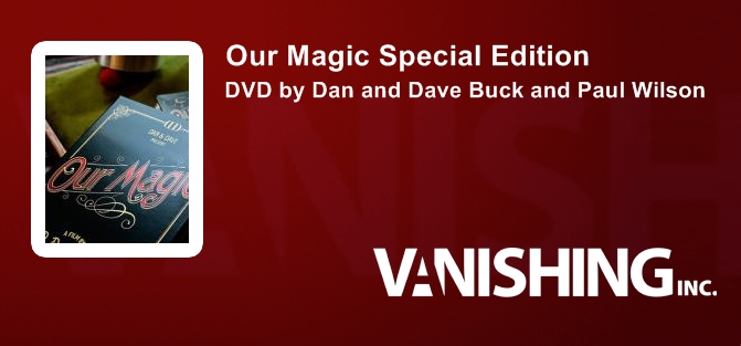 Our Magic Special Edition (2 DVD Set)