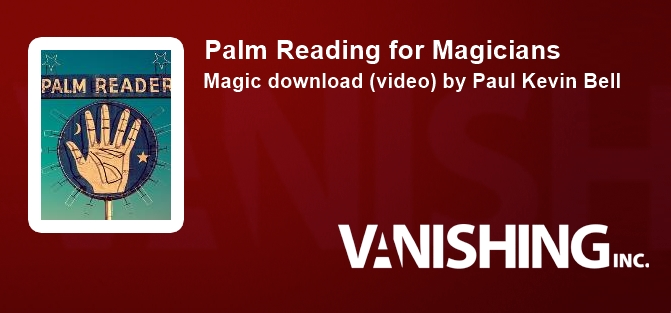 Palm Reading for Magicians