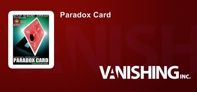 Paradox Card