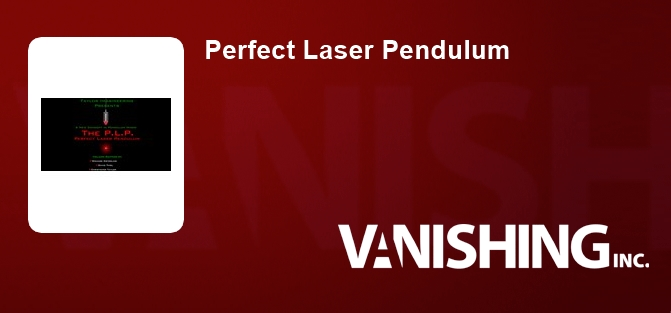 Perfect Laser Pendulum