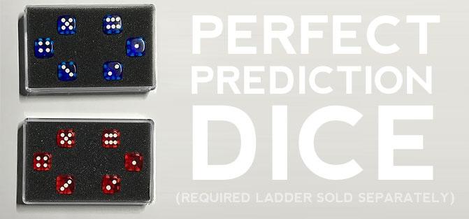 Perfect Prediction Dice