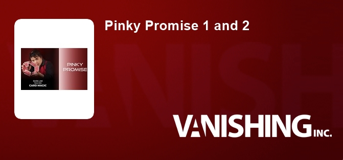 Pinky Promise 1 and 2