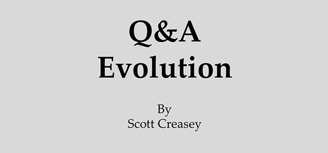 Q&A Evolution