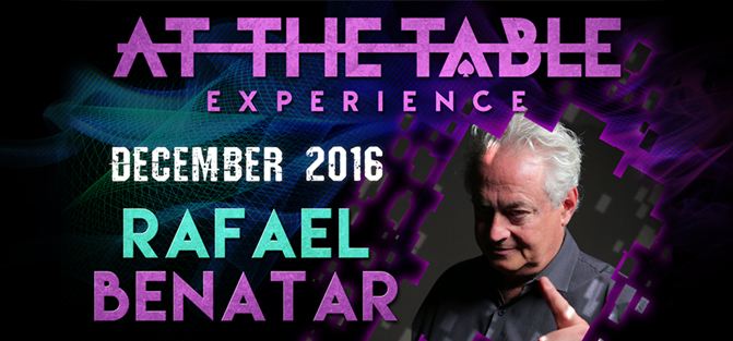 Rafael Benatar Live Lecture