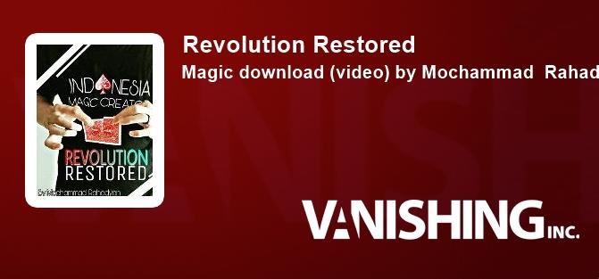 Revolution Restored
