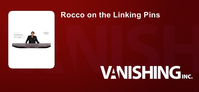 Rocco on the Linking Pins