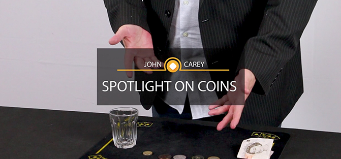 Spotlight on Coins