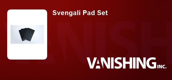 Svengali Pad Set