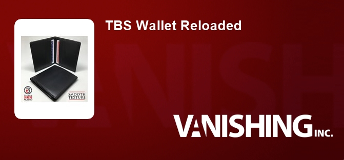 TBS Wallet Reloaded