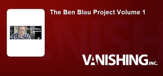 The Ben Blau Project Volume 1