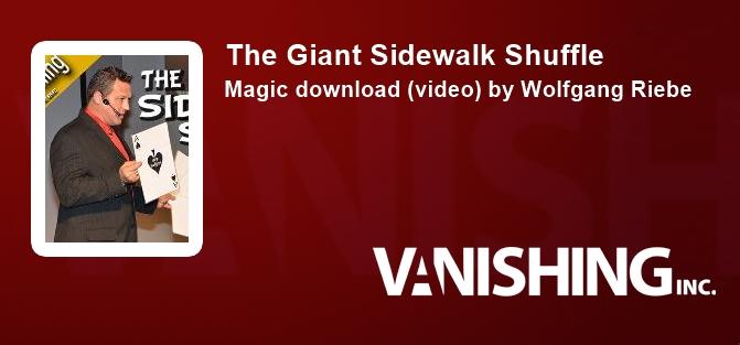 The Giant Sidewalk Shuffle