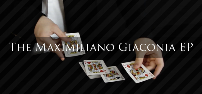 The Maximiliano Giaconia EP