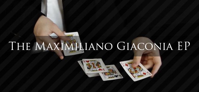 The Maximiliano Giaconia EP