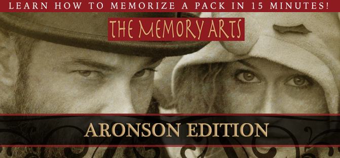 The Memory Arts - Aronson Edition