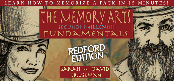 The Memory Arts - Redford Edition