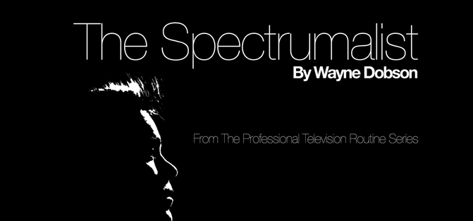 The Spectrumalist