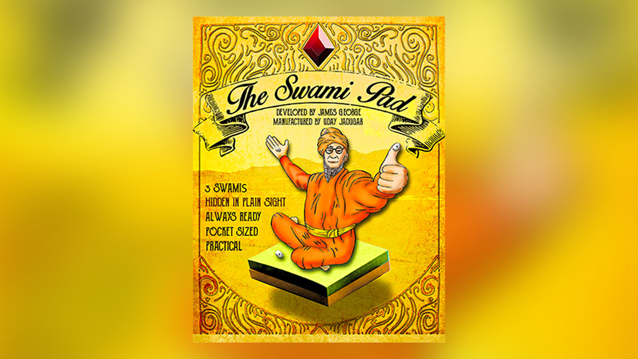 The ULTIMATE MIND READING DEVICE  The Swami Pad